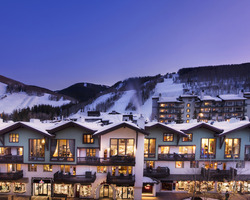 Vail-Lodging weekend-Lodge at Vail Lodging and Lifts Mid-Week Package