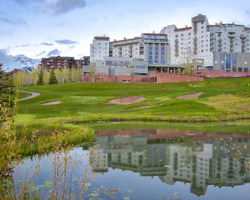 Telluride-Lodging tour-Peaks Resort and Spa Lodging and Lifts Spring Package 4-nights 3-day Lift price per person